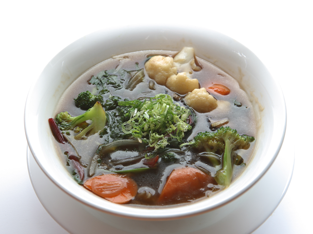 Soen's Kuzu Stew