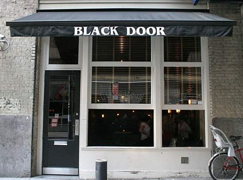 Black Door